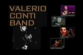 Valerio Conti in tour con un nuovo progetto musicale