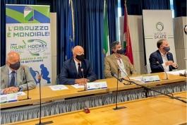 In Abruzzo i mondiali di Hockey Inline