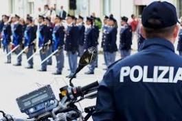 L'AQUILA- OGGI ANNIVERSARIO DELLA POLIZIA