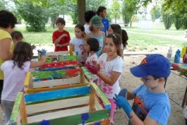 Riciclare giocando, teatro e musica: al via i laboratori sul Salviano