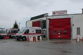 Il C.A.I. di Avezzano dona dispositivi al pronto soccorso dell'ospedale.