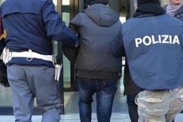 L'AQUILA-POLIZIA ARRESTA GIOVANI