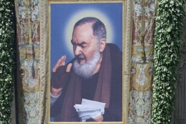 Commemorazione di San Pio da Pietrelcina.