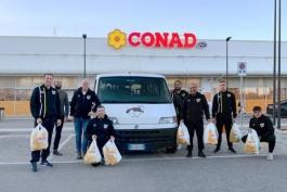 Coronavirus. Solidarietà – Così l'Avezzano Rugby aiuta anziani e donne incinte