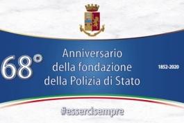 ANNIVERSARIO DELLA FONDAZIONE DELLA POLIZIA DI STATO