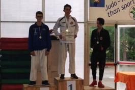 Ad Avezzano c'è un piccolo eroe: va da solo ai Campionati Regionali, si iscrive e vince la medaglia d'oro
