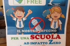 STOP ALLA PLASTICA NEL COMUNE DI SANTE MARIE