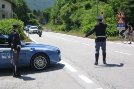 CONTINUANO I CONTROLLI DELLA POLIZIA STRADALE