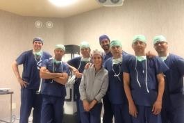 L'AQUILA: VIA A INTERVENTI AL PANCREAS COL ROBOT