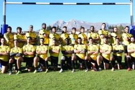 Avezzano rugby, la squadra è prima in classifica
