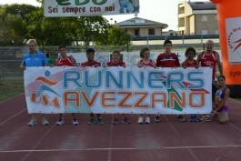 Meeting di Giulianova: successi per i giovani USA Runners Avezzano