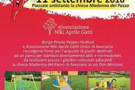 Domenica a Borgo Pineta il festival del peperoncino