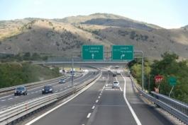 STRADA VALLE DEL LIRI-DI PANGRAZIO INCONTRA MARASCO