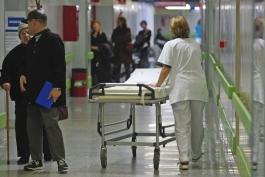 Coronavirus: da lunedì in vigore nuove regole per l'accesso ai reparti ospedalieri.