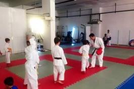 Un Karate Kid fuori dalle regole: «Sono disabile, ma lotto come Bruce Lee»
