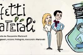 I Teatranti Tra Tanti e i loro 'Effetti Collaterali' in scena ad Avezzano