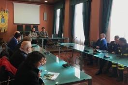 PREFETTO TORRACO INCONTRA SINDACI DELL'ALTA VALLE ATERNO