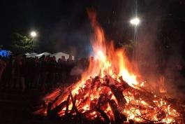 Niente focaracci per la festa della Madonna di Pietraquaria
