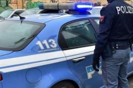 POLIZIA STRDALE-AL VIA CAMPAGNA