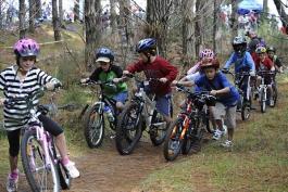 """Al via il """"Campo scuola Mountain Bike 2016"""""""