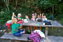 Draghetti a spasso nella Riserva del Salviano: la vacanza è green