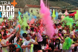 Tutto pronto per la seconda edizione di Ultra Color 4K Run