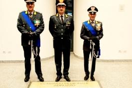 GDF-IL GENERALE D'ALFONSO E' IL NUOVO COMANDANTE REGIONALE