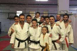 Judo stellare ad Avezzano: ai Campionati Italiani, Lucia entra nella top five. «Lo sport? Una droga buona»