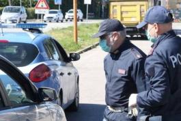 POLIZIA DI STATO DI AVEZZANO: CHIUSO NEGOZIO DI GENERI ALIMENTARI
