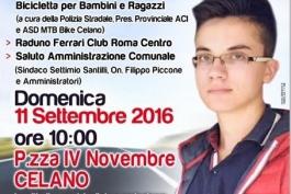 Secondo Memorial Zaurrini, a Celano arriva la scuderia Ferrari