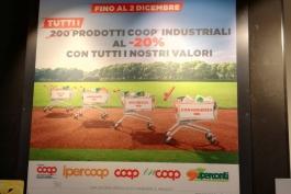 COOP CENTRO ITALIA ANCORA A FIANCO DELLE FAMIGLIE