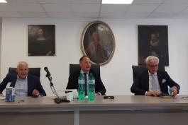 DONAZIONE PER L'AMPLIAMENTO DELLA TERAPIA INTENSIVA DELL'OSPEDALE SAN SALVATORE