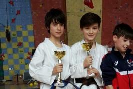 Campioni, campioncini e baby talenti: il 'Karate Lion' brilla a Penne con una gara vincente per tutti