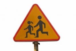 Tagliacozzo, bambini soli sui bus per andare a scuola