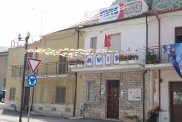 CAPISTRELLO-L'AVIS FESTEGGIA 30 ANNI