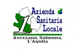ASL AVEZZANO-SULMONA L'AQUILA:  VIA ALLA STABILIZZAZIONE DI 60 INFERMIERI