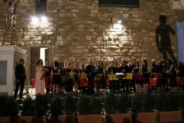 Applausi a Firenze, per la Banda Città di Celano