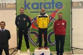 Il karate Avezzanese, grande protagonista ai campionati regionali assoluti 2021