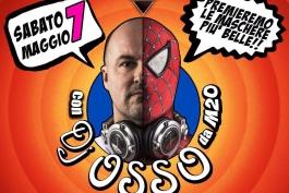 DJ Osso in anteprima al Reverso Glamclub di Avezzano: mix di note e di esplosioni musicali
