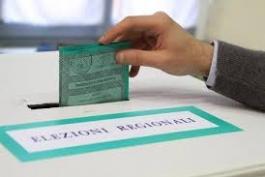ELEZIONI REGIONALI. DOMENICA 10 FEBBRAIO SI VOTA