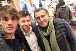 Giovane manager marsicano pizzicato a Roma: Uomini & Donne e tanto amore