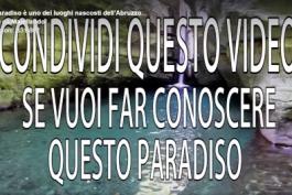 Un video virale su Facebook tocca l'anima più intima dell'Abruzzo