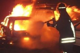 Altra auto incendiata nella Marsica: ora è toccato ad una mercedes di Massa d'Albe