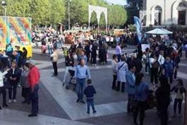 Lunedì 16 maggio: festa della primavera in piazza Risorgimento